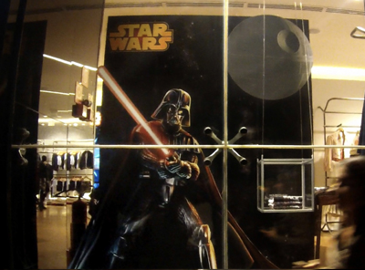 Disney Star Wars Collection and Riachuelo