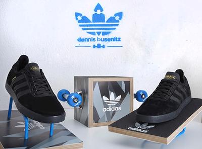 Adidas Busenitz – Skate retail Kit