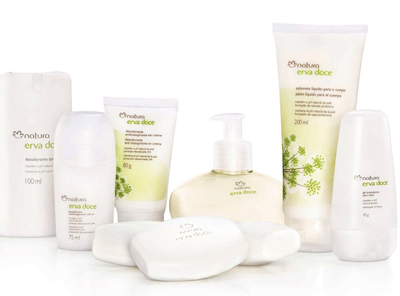 Natura Erva Doce New Packages