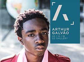 Arthur Galvão Brand and Visual Identity