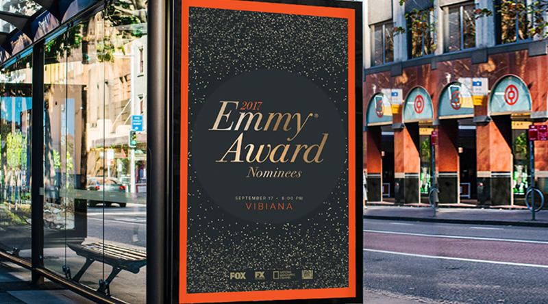 Emmy Awards Nominee – Branding